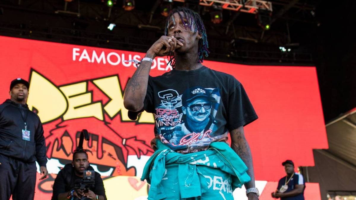 Famous Dex To Serve Jail Time Following String Of Domestic Violence Arrests
