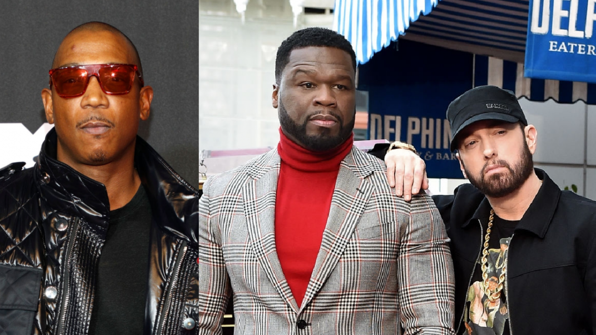 Ja Rule Drags Eminem Into His War Of Words With 50 Cent Over Murder Inc. Diss
