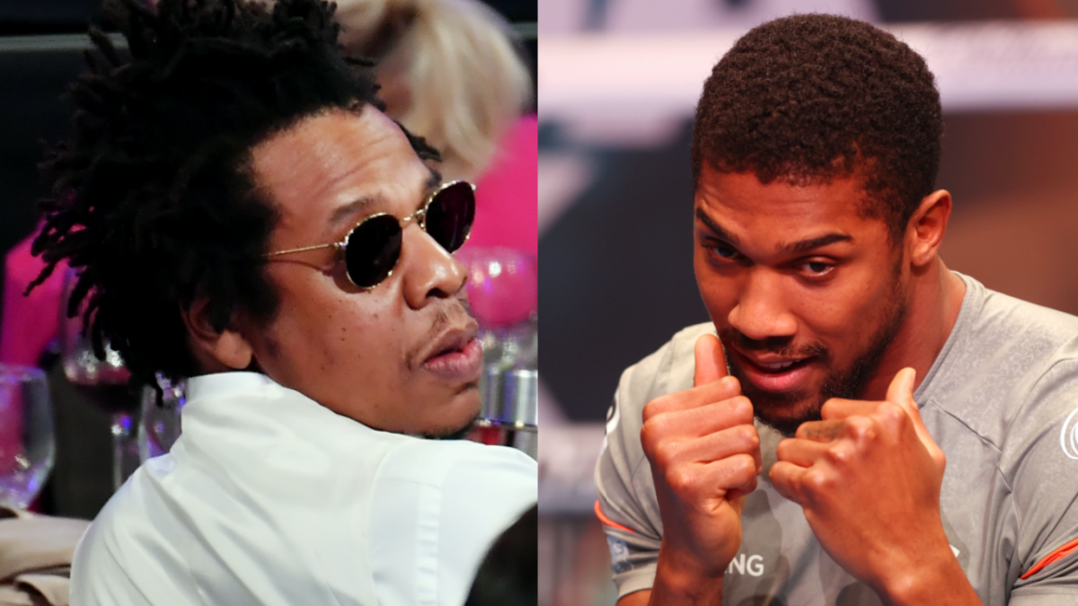 JAY-Z Once Made Boxer Anthony Joshua Believe He Was Going To Punch Him