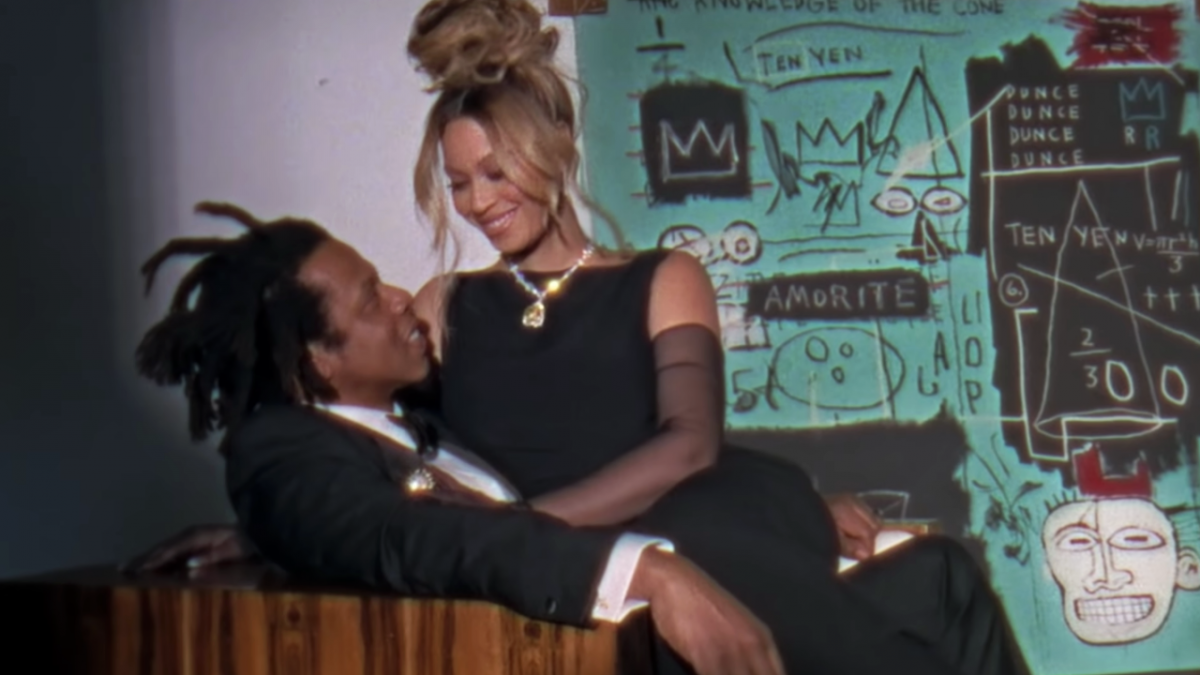 JAY-Z + Beyoncé Celebrate 20 Years Of Love In New Tiffany & Co. Ad