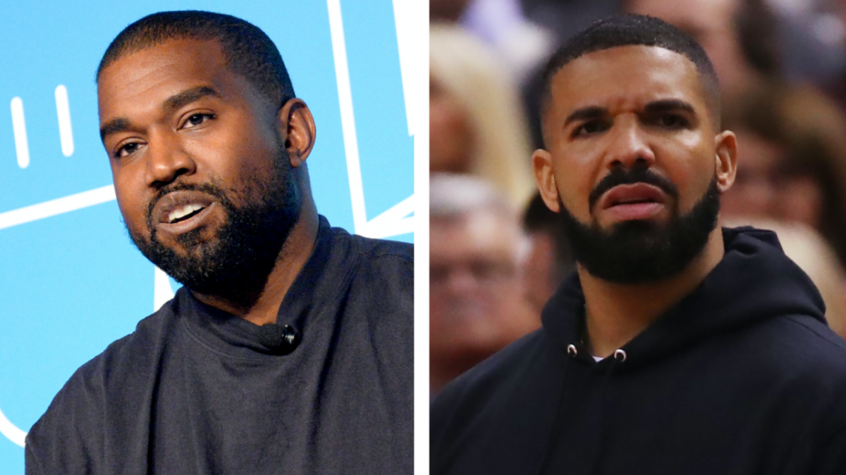 Kanye West's Manager Says He Could Squash Drake Beef — Depending On 'CLB' Jabs