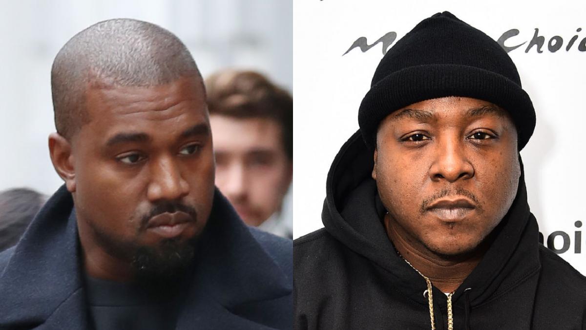 Jadakiss Explains How The LOX Ended Up On Kanye West's 'Donda' Album