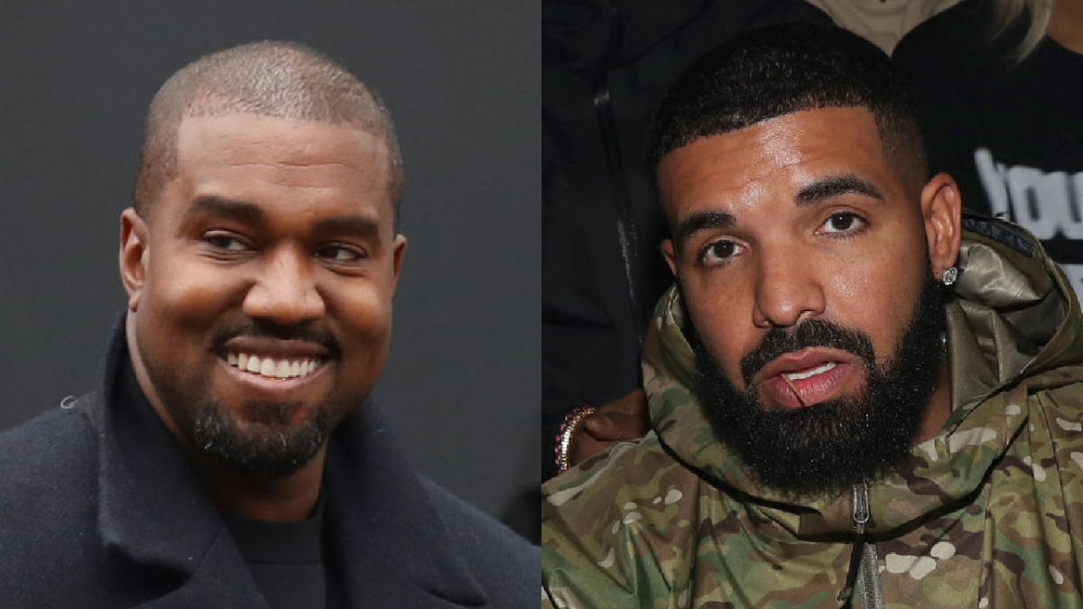 Kanye West Rushed 'Donda' So He Drop It Before Drake's 'CLB'