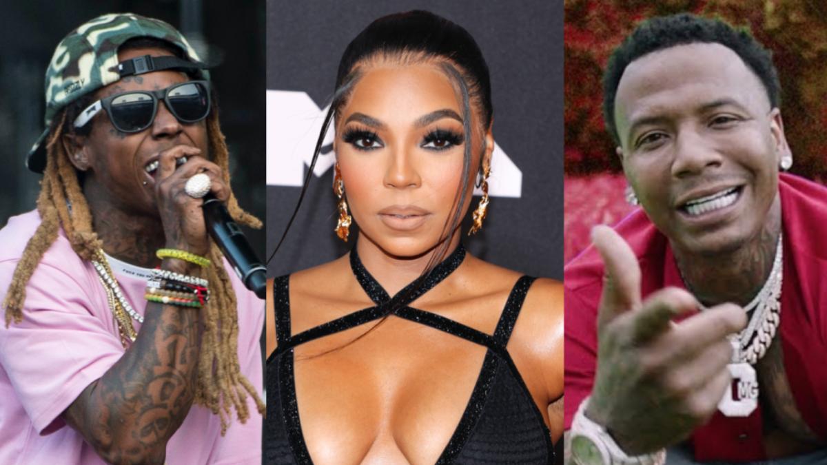 Lil Wayne & Ashanti Join Moneybagg Yo On 'Wockesha' Remix