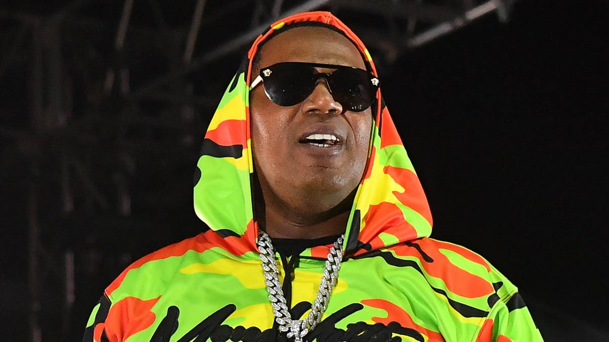 Master P Helping New Orleans With His Water Company In Wake Of Hurricane Ida