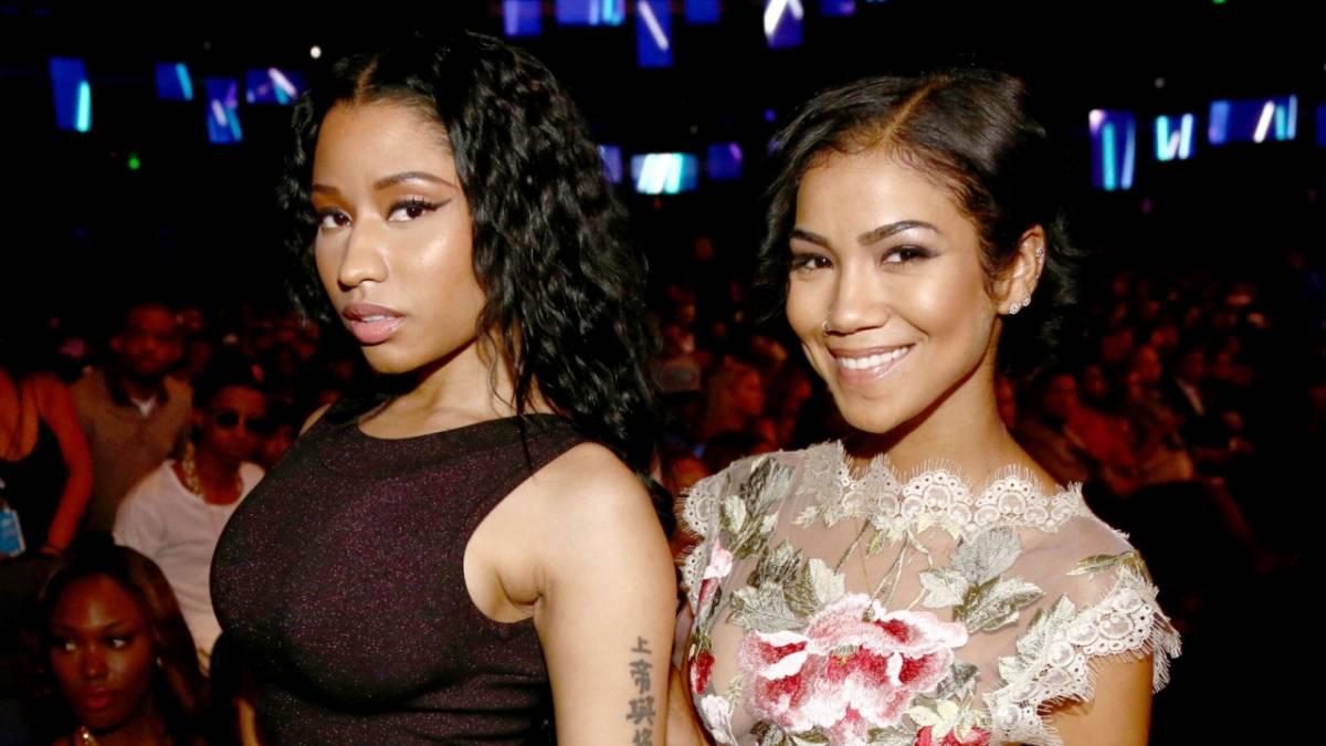 Nicki Minaj Teases Star-Studded R&B Collab With Jhené Aiko, Kehlani, Brandy + More