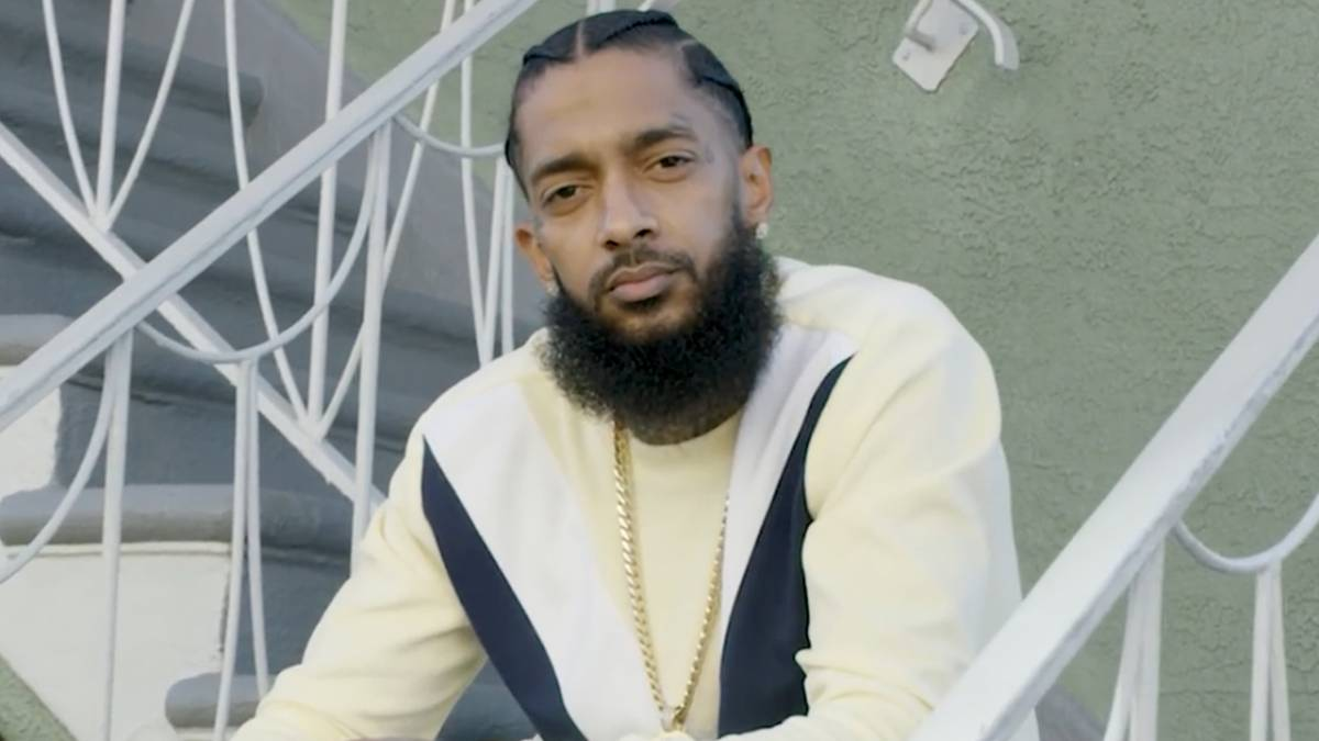 Nipsey Hussle Estate Sues Fake Merch Companies For $2M In Damages