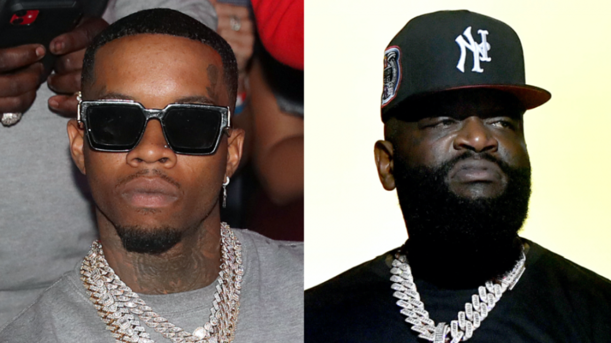 Tory Lanez Mad At Rick Ross For Not Keeping Smart Car Promise