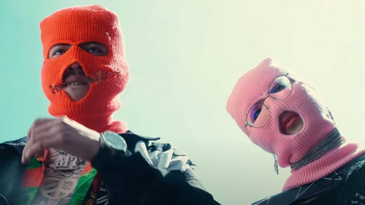 Editor's Pick: Watch NAMEMT, 1-FLOW, & DEERLONG Pull Off A Heist In 'Gotta Be Banned'