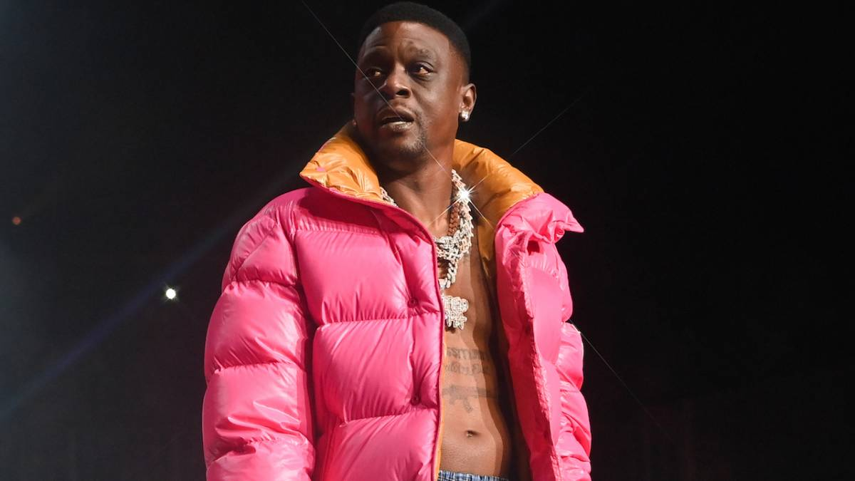 Boosie Badazz Arrested On 2 Misdemeanors & 1 Felony Charge