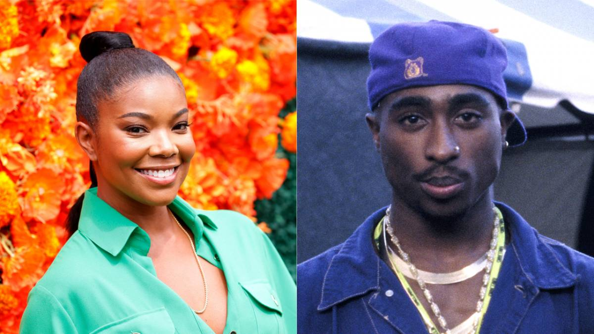 Gabrielle Union Almost Ditched Acting After 2Pac Video Audition