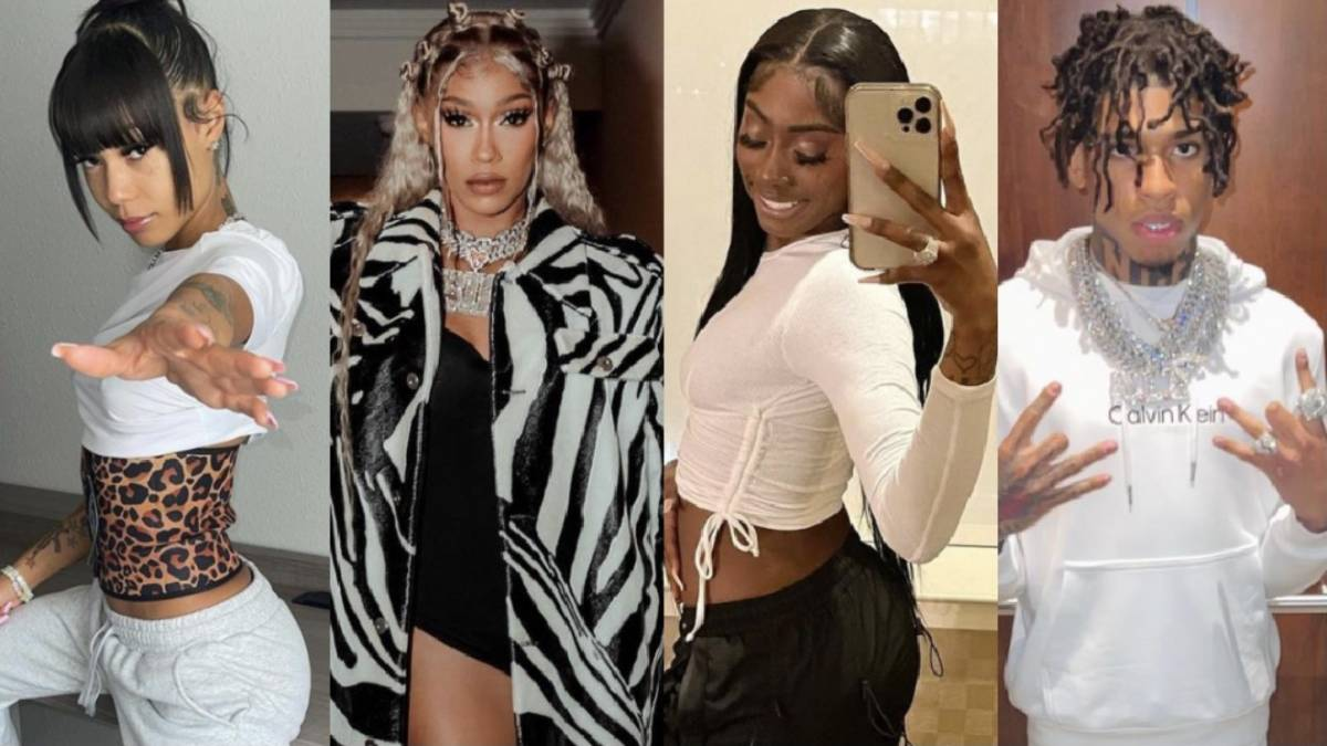 NLE Choppa Lists Best Female Rappers Who Are On The Come Up