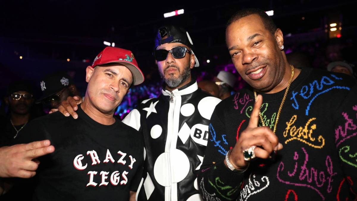 Busta Rhymes Reveals 5 MCs Have Declined Verzuz Request