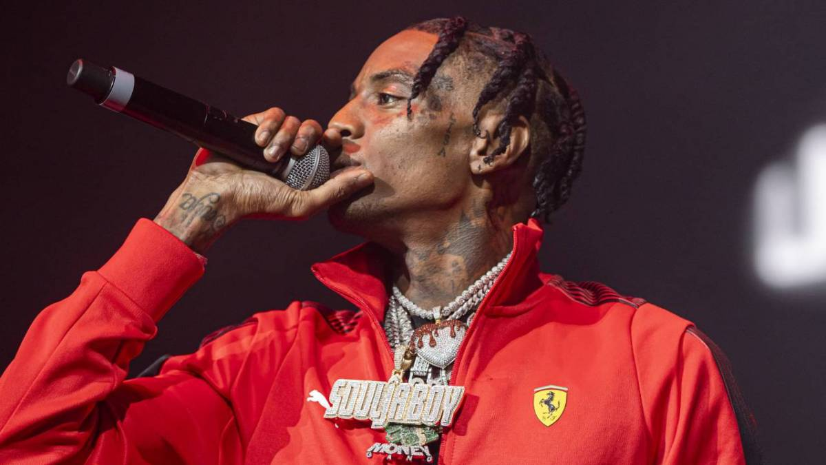 Soulja Boy Follows 'Rick & Morty' Anthem With 'Squid Game' Trap Song
