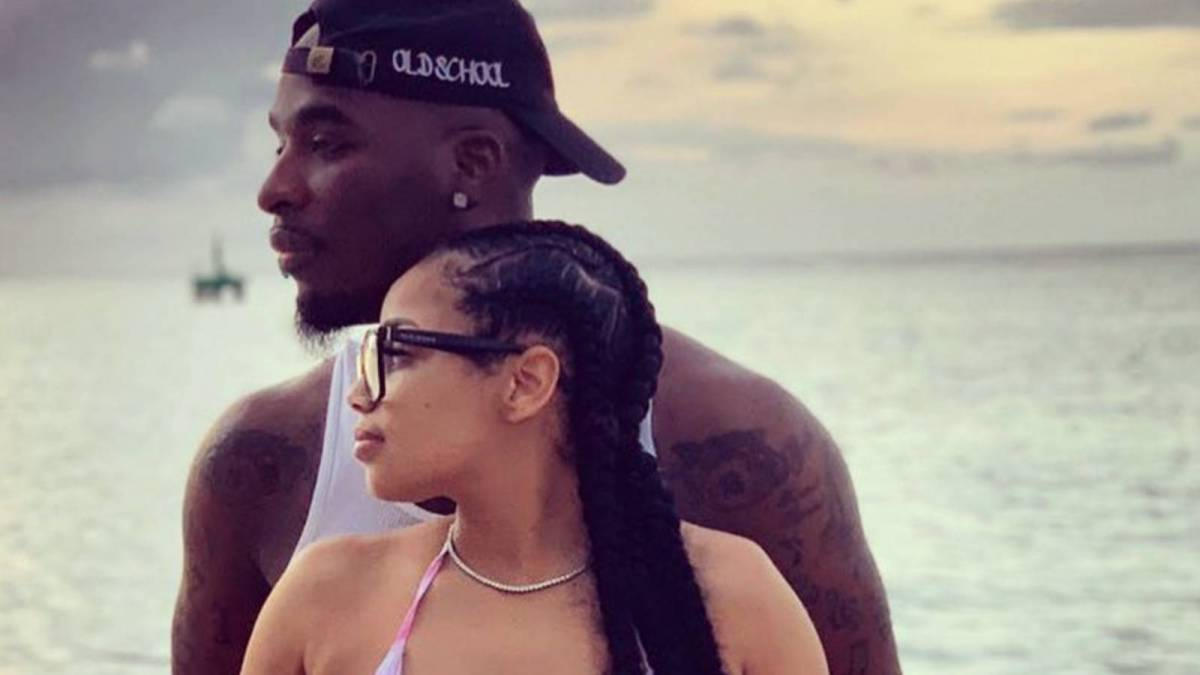'Wild N Out' Star Hitman Holla Shares Recovery Photos After Girlfriend Is Shot In The Face