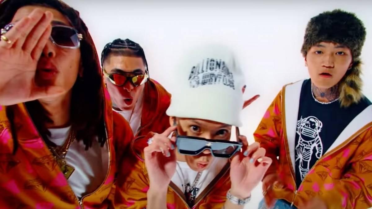 Editor's Pick: JP The Wavy Gathers Japan's Best In Bombastic 'WAVEBODY' Remix Ft. OZworld, LEX, & ¥ellow Bucks