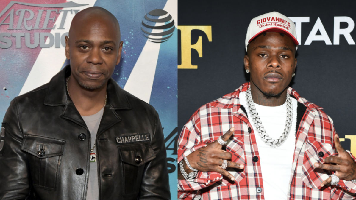 Dave Chappelle Questions DaBaby Being Canceled Over LGBTQ+ Comments - But Not For Murder
