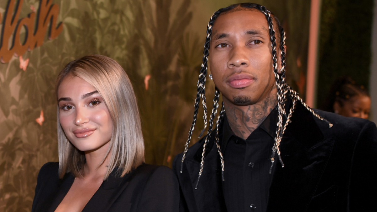 Tyga Arrested On Felony Domestic Violence Charges