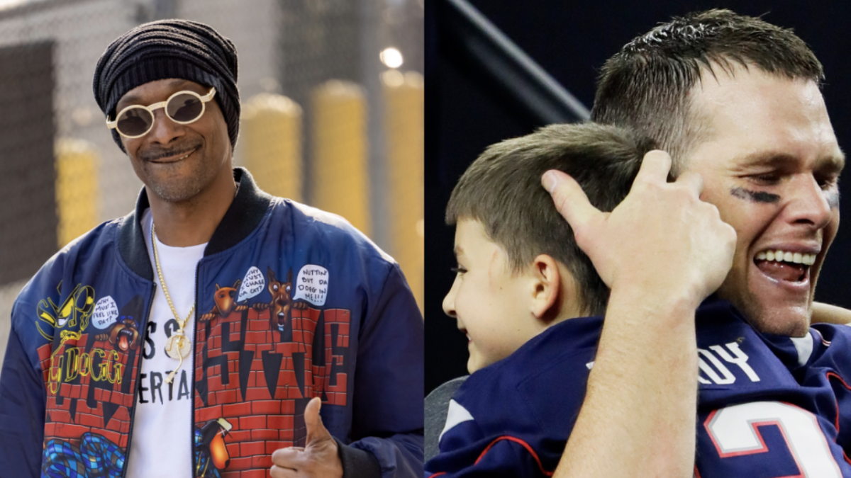 Snoop Dogg Once Gave Tom Brady's Son A Crash Course On Exotic Dancers