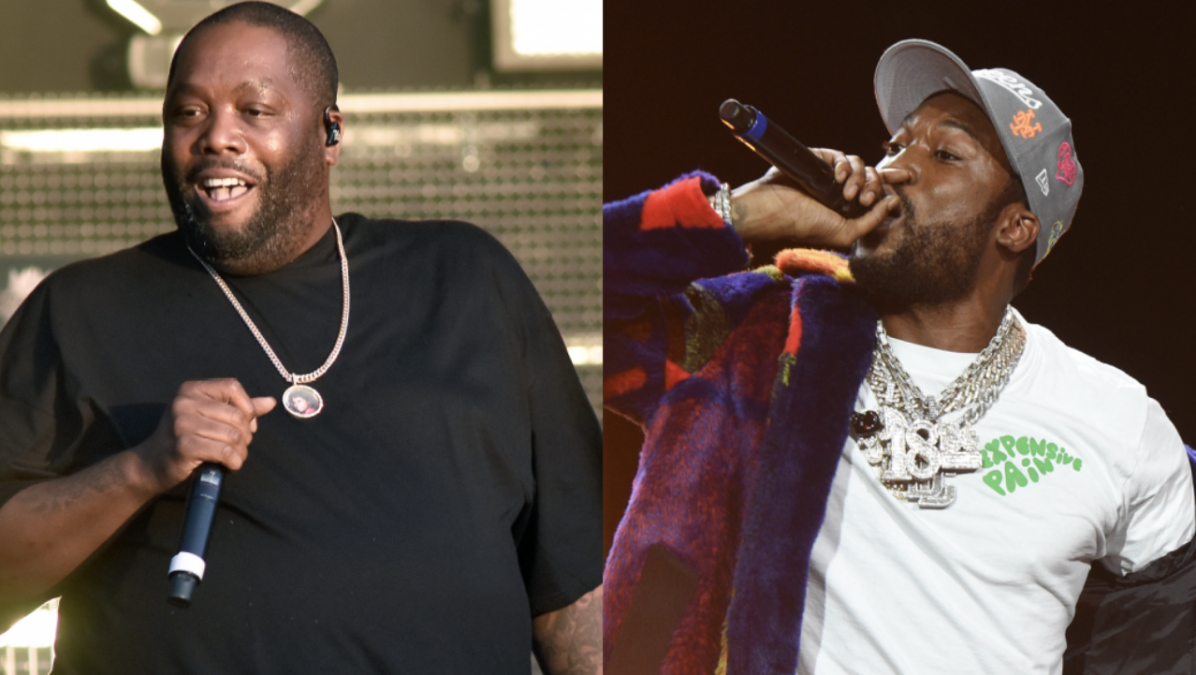 Killer Mike Defends Meek Mill As Uproar Over 'Expensive Pain' Album Cover Rages On