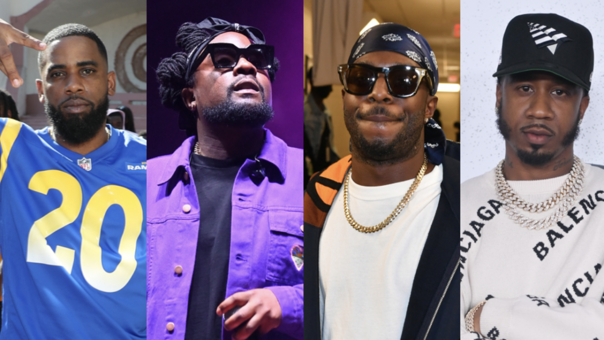 Wale Isaiah Rashad + Benny The Butcher Join Reason's New Project