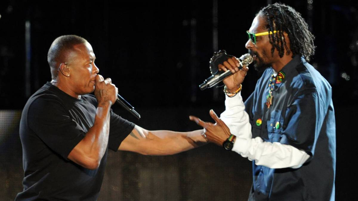 'Aftermath Takeover' Begins With Snoop Dogg & Dr. Dre Albums