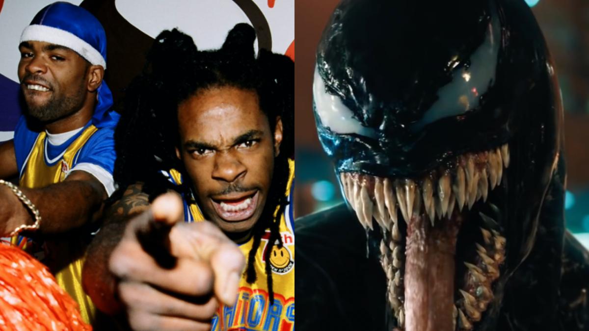 Busta Rhymes Method Man & Redman Inspired 'Venom' Voice
