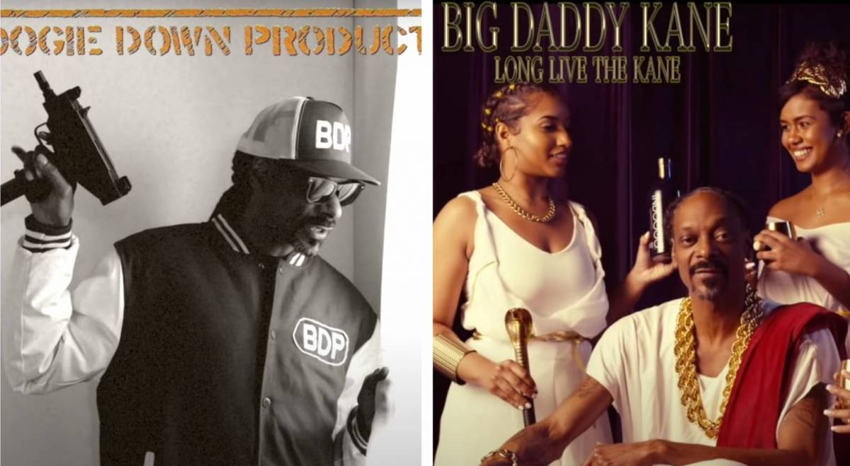 Snoop Dogg & Rap Fans Pinpoint KRS-One Verzuz Big Daddy Kane On Instagram
