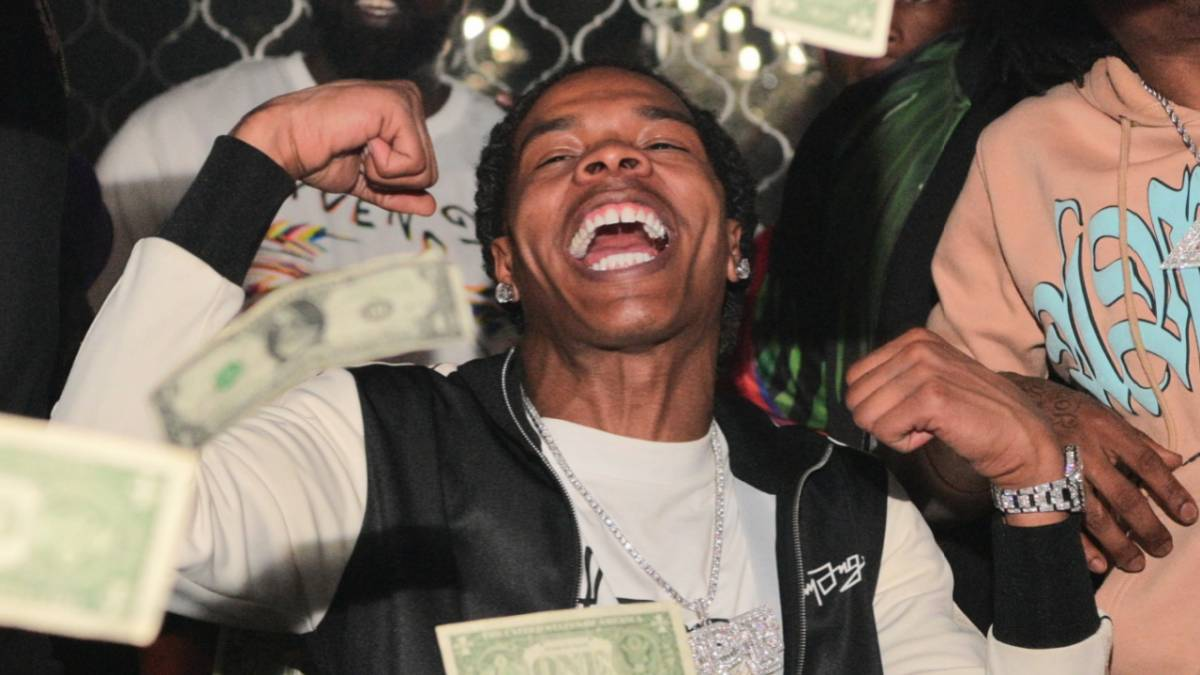 Lil Baby Competes In Real-Life 'Squid Game' Challenge