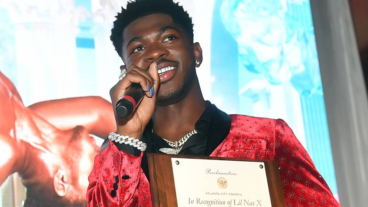 Lil Nas X Honored With His Own Day In Atlanta