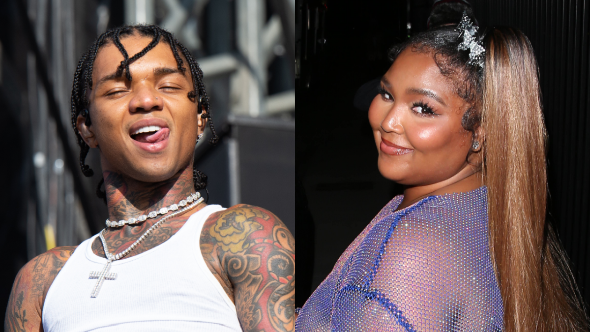 Swae Lee Thirsts Over A Half-Naked Lizzo During Late-Night Twitter Creep