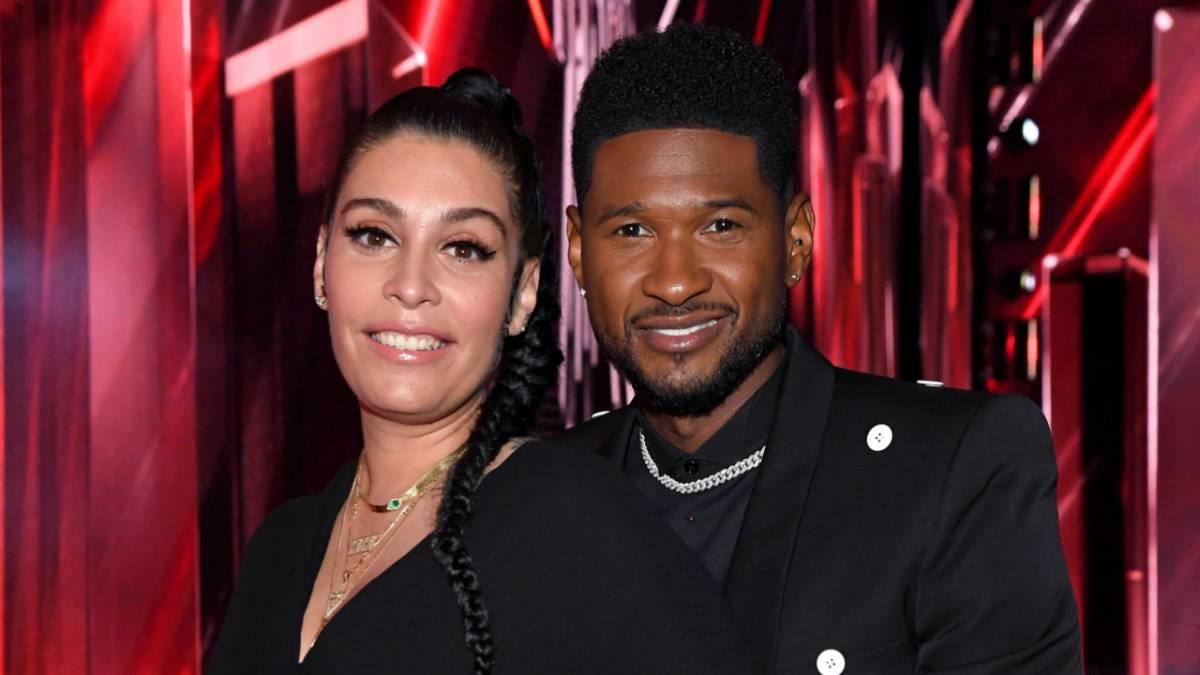 Usher Welcomes Baby Boy With Girlfriend Jenn Goicoechea